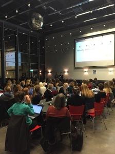 Pink Programming på Female Coders Copenhagen